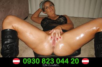 geile Hausfrauen aus Österreich am Telefon