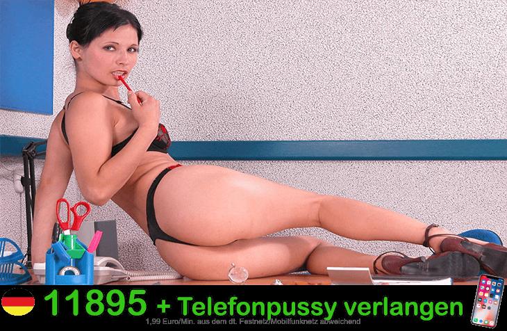 telefonerotik mit sexy sekretärinnen